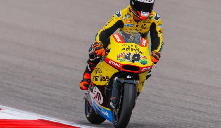 MotoGP: Rins se llevó la victoria en Moto 2