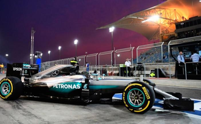 Fórmula 1: Rosberg dominó los Libres 1 y 2 del GP de Bahréin