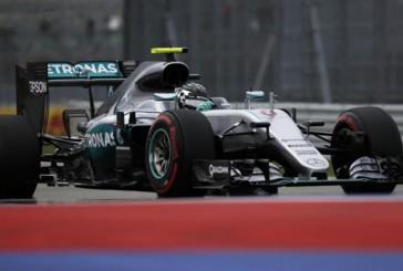 Fórmula 1: Rosberg se queda con la pole position en Rusia