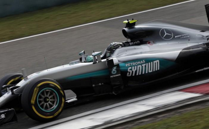 Fórmula 1: Rosberg conquista su segunda pole en China
