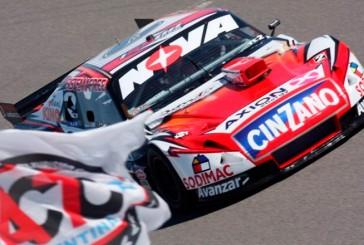 TC: Rossi entró en acción y baja el récord de Concordia
