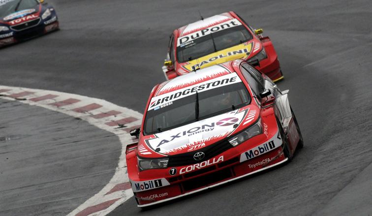 STC2000: Rossi regresó al triunfo
