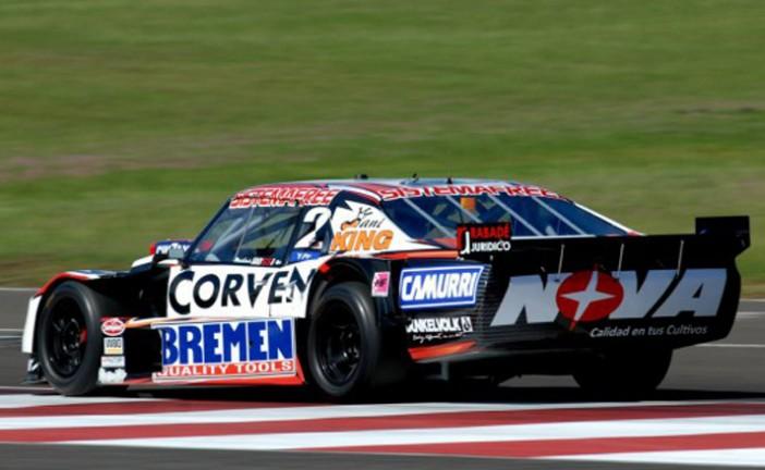 TC: Rossi continúo con su dominio en la 1ª serie; Trucco gana la 2ª y Ortelli la 3ª