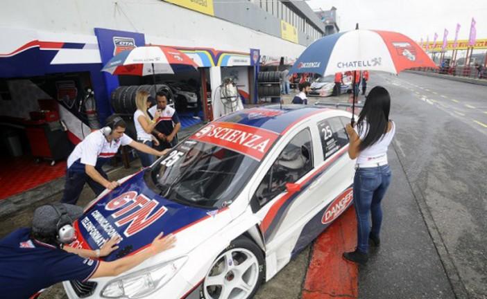 TC2000: Rossotti se quedó con la carrera Sprint