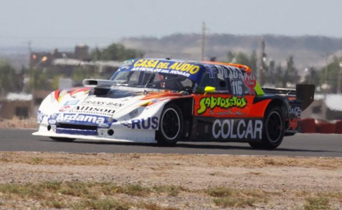 TCP: Ruggiero, el más veloz en la 1ª clasificación