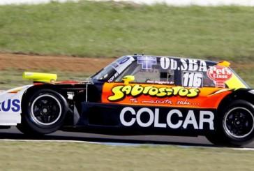 TCP: La pole position quedó en poder de Ruggiero