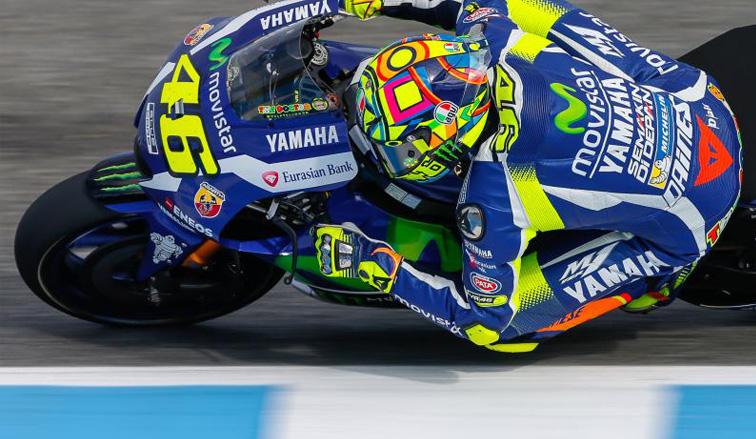 MotoGP: Pole position de Valentino Rossi en Jerez