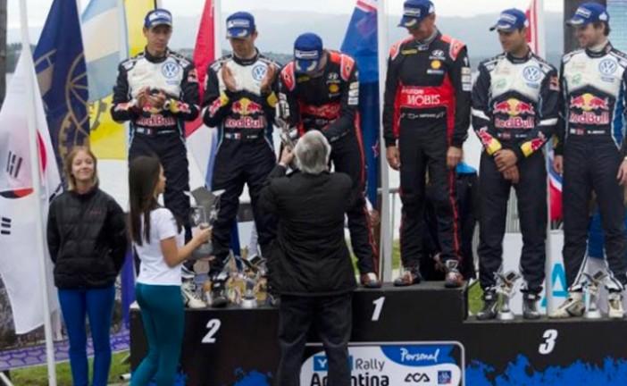 WRC: El rally de Argentina sacó el aprobado que necesitaba