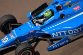 """Indy Car: Kanaan, el más rápido en el """"Carb Day"""""""