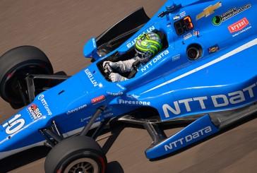 Indy Car: Kanaan, el más rápido en el «Carb Day»