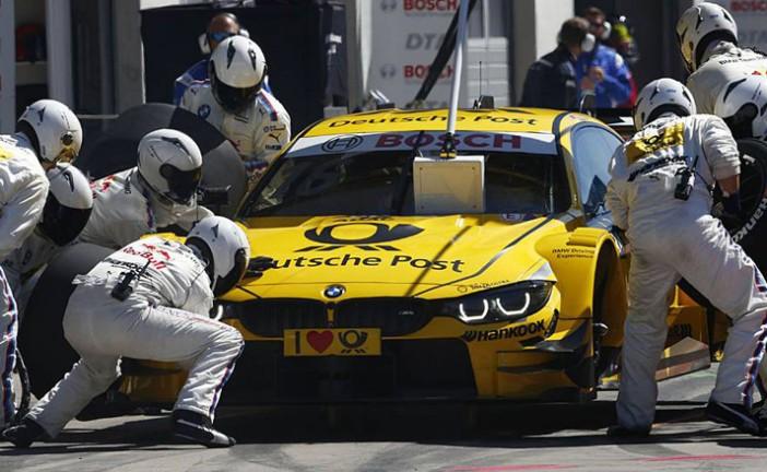 DTM: Timo Glock cierra el doblete de BMW en Red Bull Ring