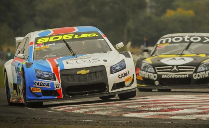 TRV6: Altuna venció en la 1ª carrera