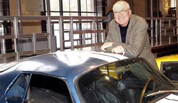 10/05/2012, fallecía Carroll Shelby
