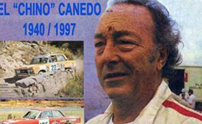"""12/05/1997, se iba el """"Chino"""" Canedo"""