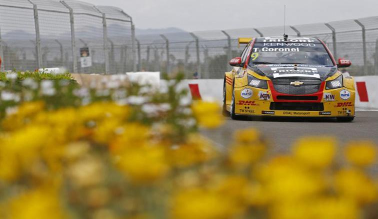 WTCC: Monteiro y Coronel dominaron los entrenamientos en Marruecos