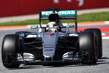 Fórmula 1: Hamilton repite pole en Barcelona