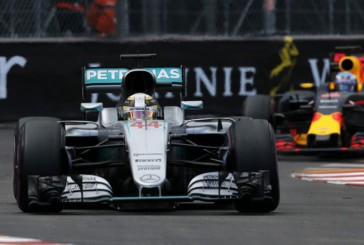 Fórmula 1: Hamilton vuelve a la victoria en Mónaco