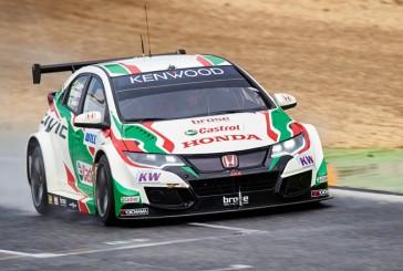 WTCC: Huff fue el más rápido en Marruecos