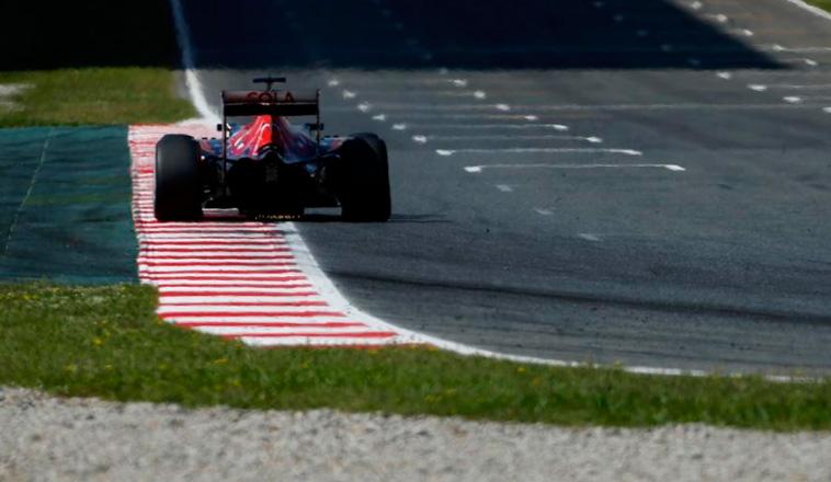Fórmula 1: Se completó el día 2 de test con Verstappen como dominador