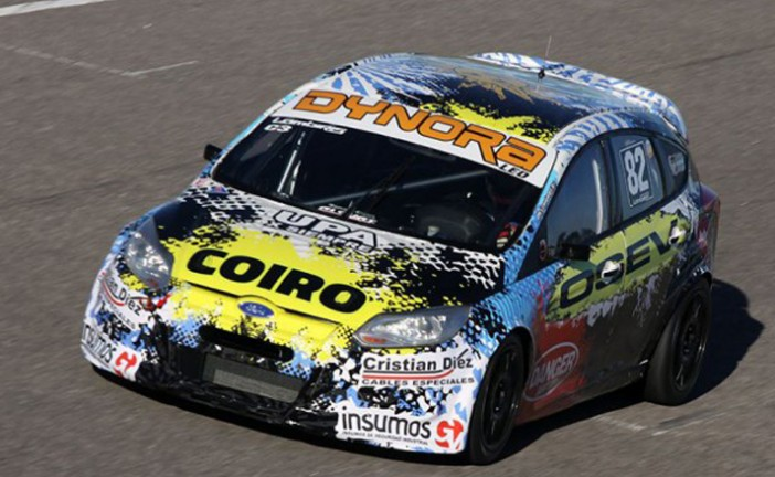 TN C3: Lambiris se adjudicó de la pole en La Plata