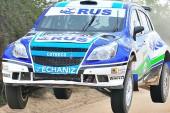 Rally Argentino: Ligato arrasa con todo en La Rioja