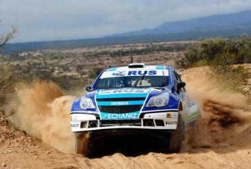 Rally Argentino: Ligato ganó de punta a punta en La Rioja
