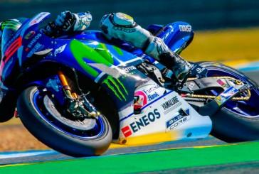 MotoGP: Lorenzo toma el control con el mejor tiempo de la FP2