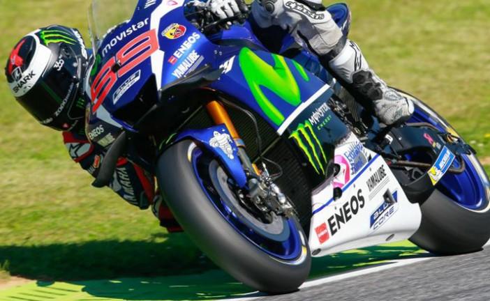 MotoGP: Lorenzo gana la carrera del año en Mugello