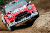 WRC: Meeke toma el liderazgo en Portugal