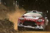 WRC: Meeke líder en Portugal, tras un día muy accidentado