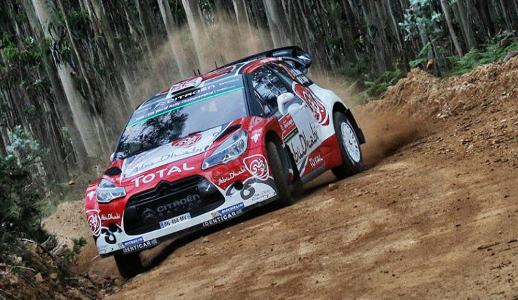 WRC: Meeke gana en Portugal