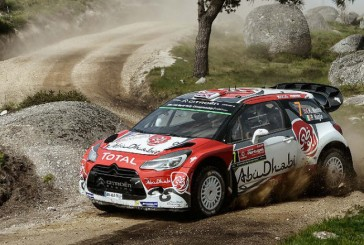 WRC: Meeke mantiene el liderazgo en Portugal