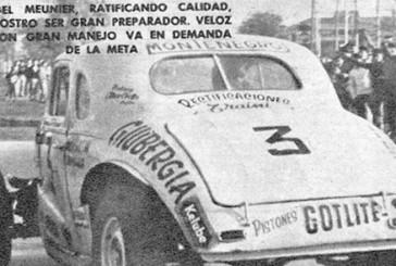 13 de mayo de 1962, ganaba Angel Meunier la vuelta de Santa