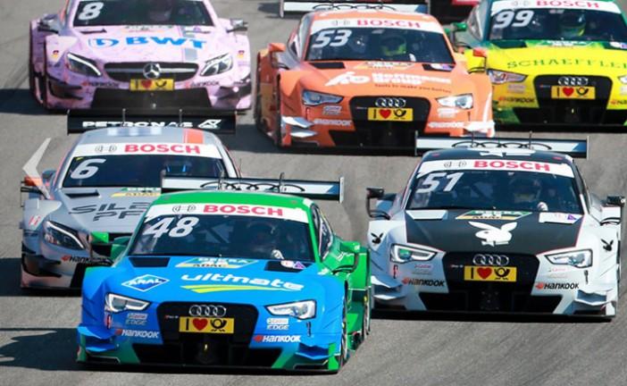 DTM: Edoardo Mortara y Audi dan el golpe en Hockenheim
