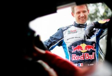 WRC: Oggier, el más rápido en el primer día