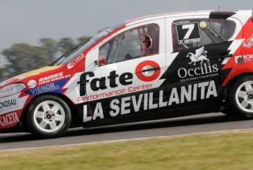 TN C2: Pablo Ortega se quedó con la 1ª clasificación