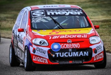 TN C2: Ortega logra la tercer pole consecutiva