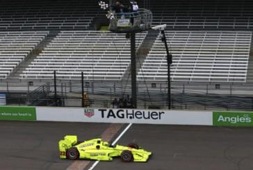 Indy Car:  Tercera victoria consecutiva de Pagenaud