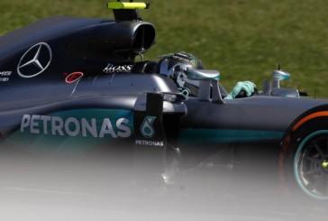 Fórmula 1: Rosberg lideró los Libres 3