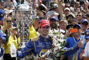 Indy Car: Alexander Rossi se quedó con la 100ª edición de las 500 millas