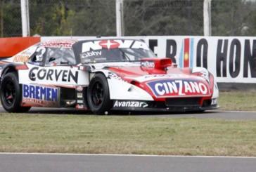 TC: Rossi se adueñó de la última serie, Castellano de la 2ª y Werner de la 1ª