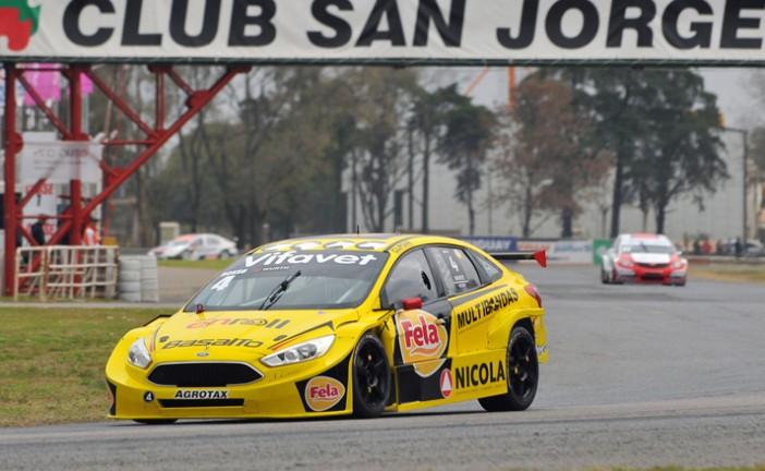 TC2000: Impecable victoria de Rosso en San Jorge