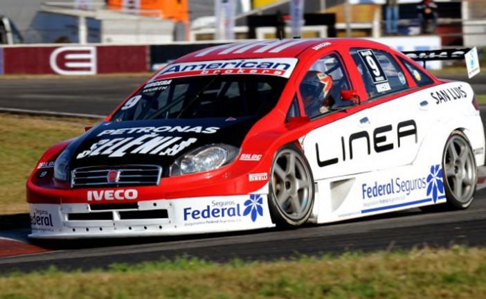 STC2000: Urcera se quedó con la 1ª serie y Fineschi con la 2ª