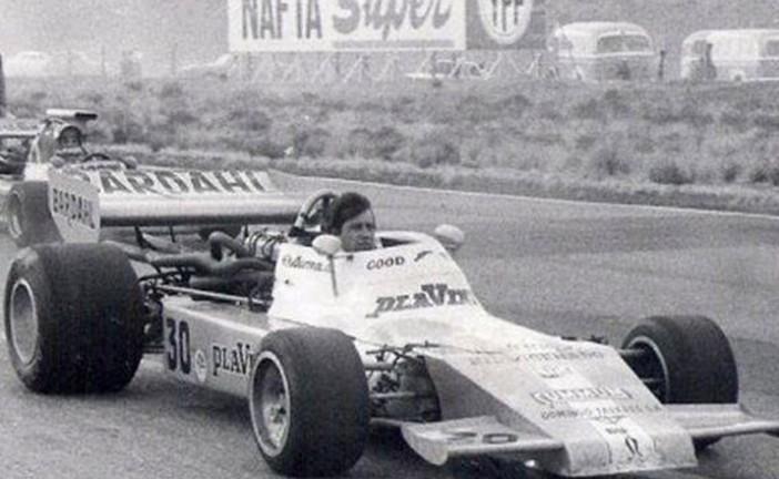 6 de mayo de 1973, García Veiga se imponía en las 500 millas