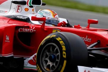 Fórmula 1: Vettel copa los tiempos en el día 1 de test post-GP en Barcelona