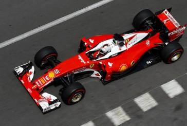 Fórmula 1: Vettel lideró los Libres 3 de Mónaco con Mercedes y Ricciardo al acecho