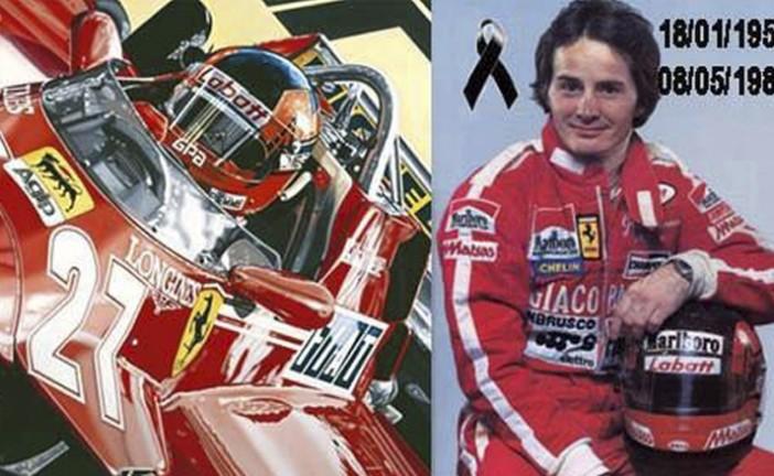 08/05/1982, fallecía Gilles Villeneuve