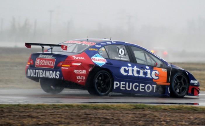 STC2000: Werner se reencontró con la pole