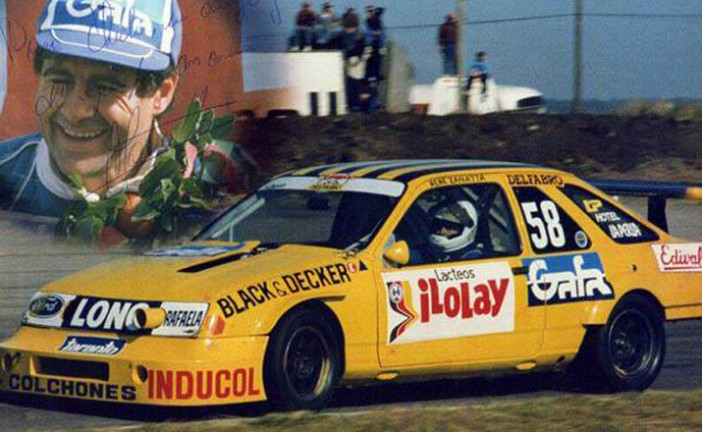 19 de mayo de 1991, René Zanatta ganaba por primera vez en TC2000