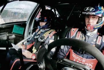 WRC: En la 1ª jornada, Neuville lidera en Italia